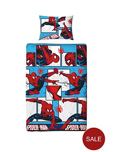 spiderman-parker-rotary-duvet-cover-and-pillowcase-set-in-single-size