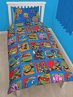 tmnt-team-rotary-single-duvet-cover-set