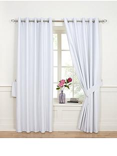 faux-silk-blackout-thermal-eyelet-curtains-with-tie-backs
