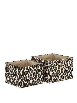 set-of-2-square-animal-print-totes-leopard