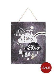 graham-brown-chalkboard-every-cloud-canvas-with-hanging-chain