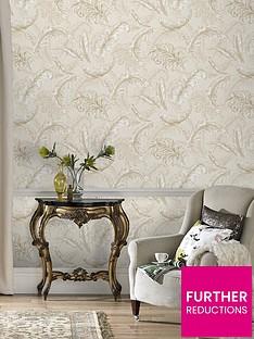 julien-macdonald-guilded-feather-wallpaper
