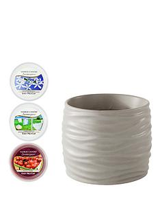 yankee-candle-scenterpiece-weave-unit-with-3-melt-cups