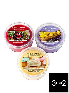 yankee-candle-3-scenterpiece-melt-cup-set-vanilla-cupcake-red-raspberry-and-lemon-lavender