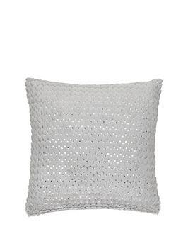 sequin-faux-fur-cushion