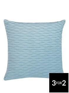 anise-ripple-velvet-cushion