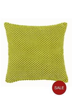 hamilton-mcbride-chenille-spot-cushion