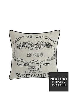 hamilton-mcbride-chocolat-cushion