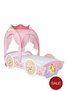 disney-princess-single-carriage-bed