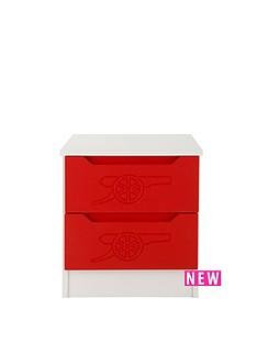 arsenal-2-drawer-bedside-cabinet