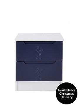 tottenham-hotspur-2-drawer-bedside-cabinet