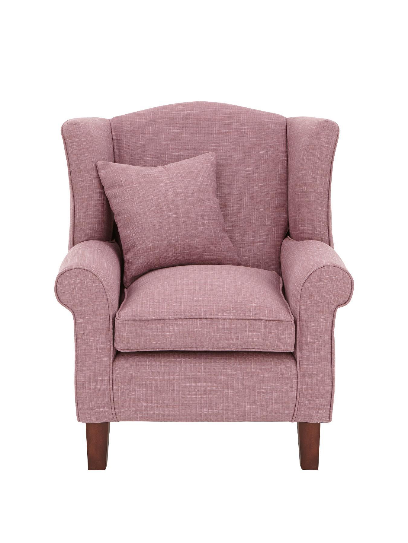 Denton Wing Chair (Heather)