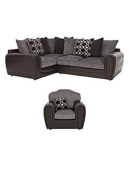 bardot-left-hand-double-arm-corner-group-plus-chair
