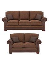 Buckland 3 + 2-Seater Sofa
