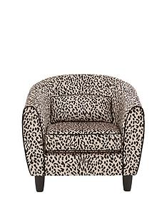 fearne-cotton-snow-leopard-chair