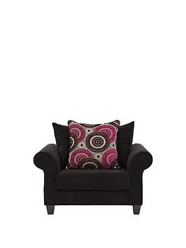 Macey Snuggle Chair