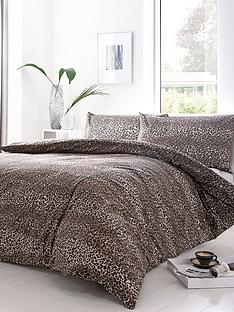 leopard-double-duvet-cover-set