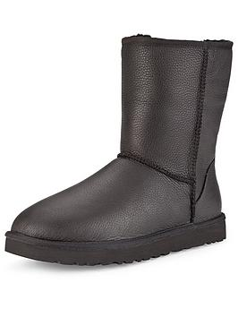 ugg-australia-classic-short-leather-boots
