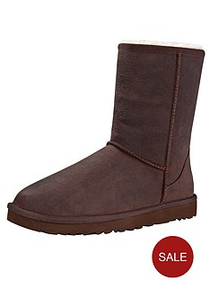 ugg-australia-classic-short-leather-boots