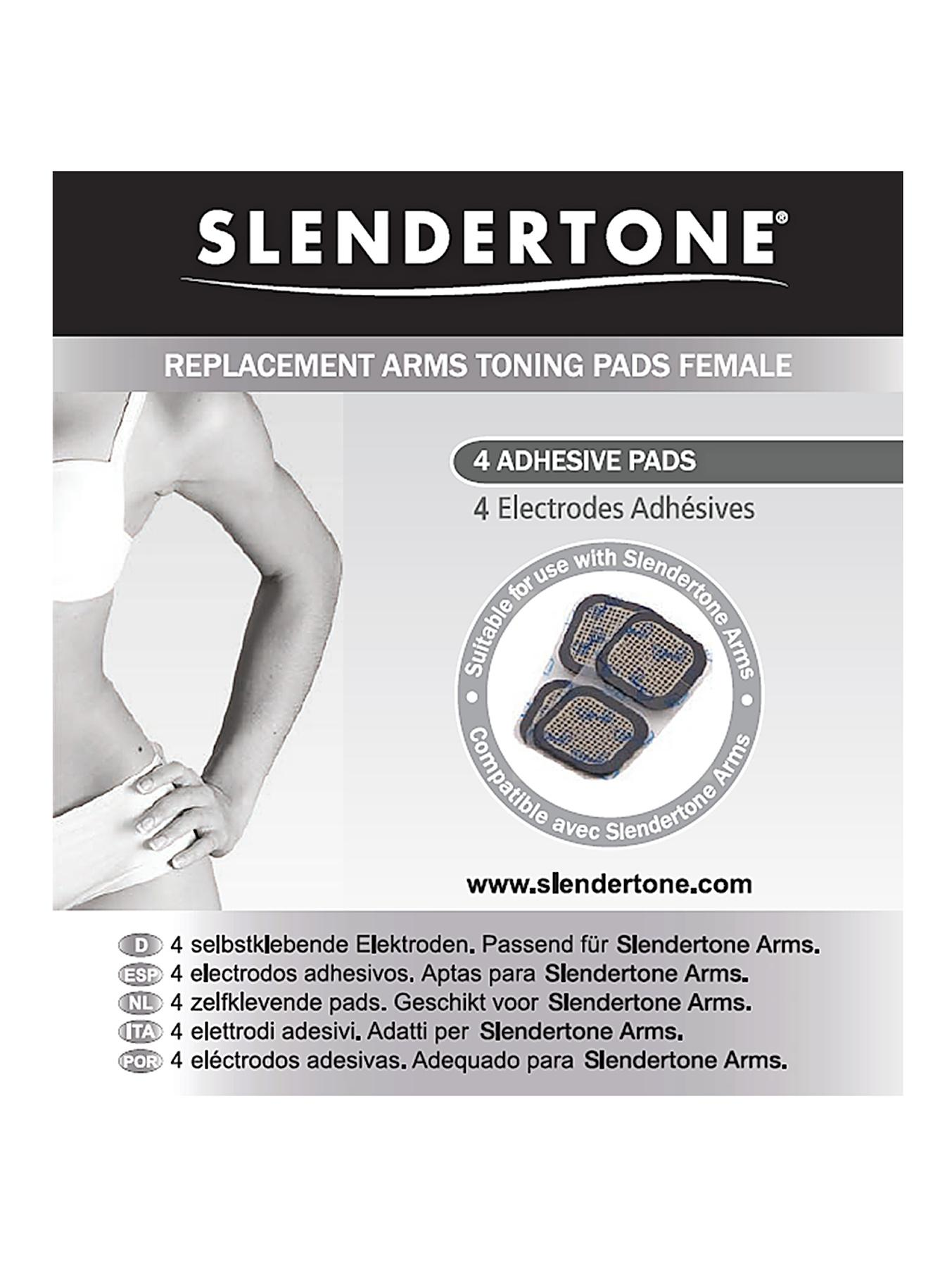 Slendertone Replacement Arm Pads Female
