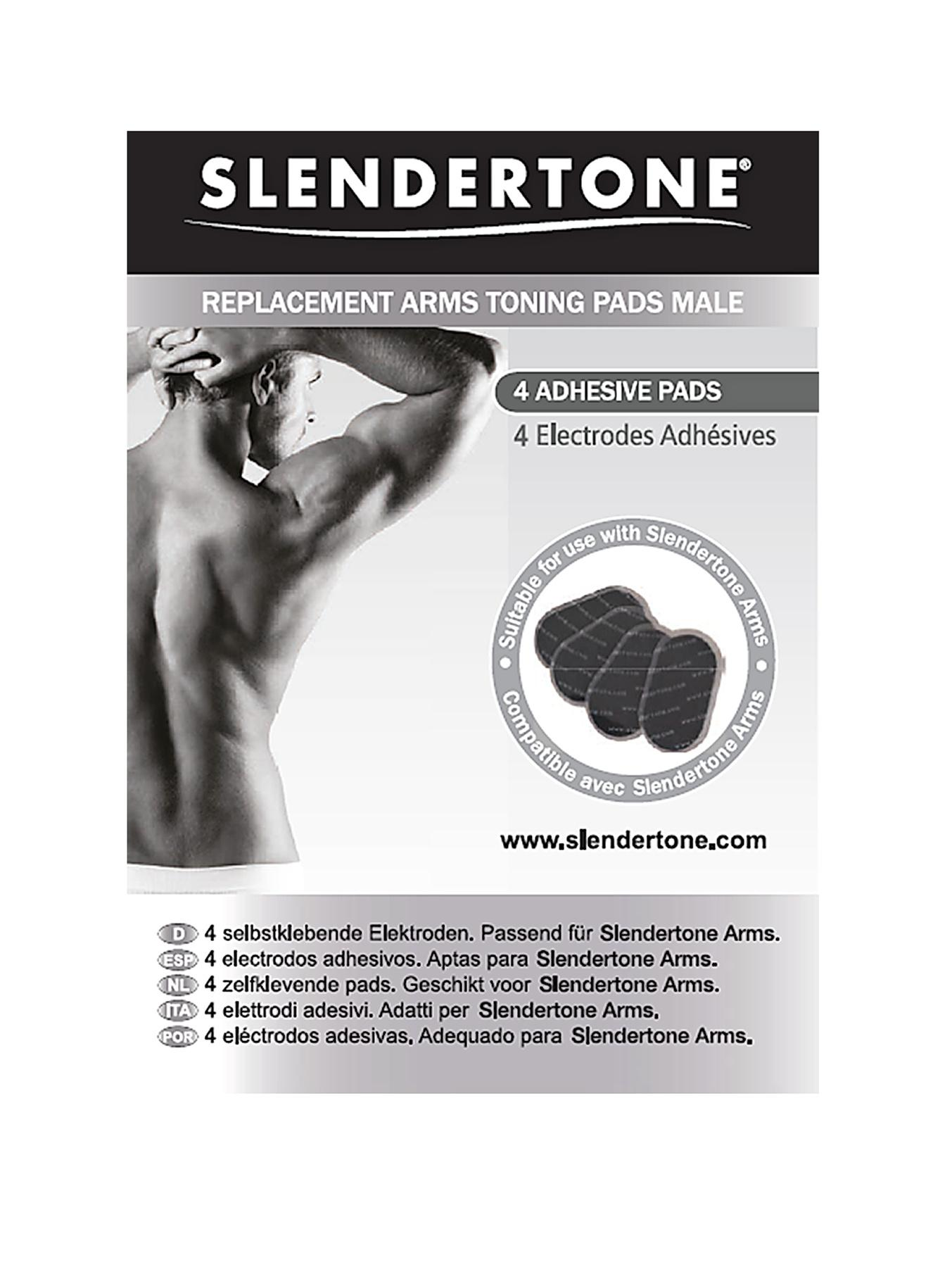 Slendertone Replacement Arm Pads - Male