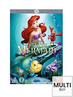 disney-princess-the-little-mermaid-dvd