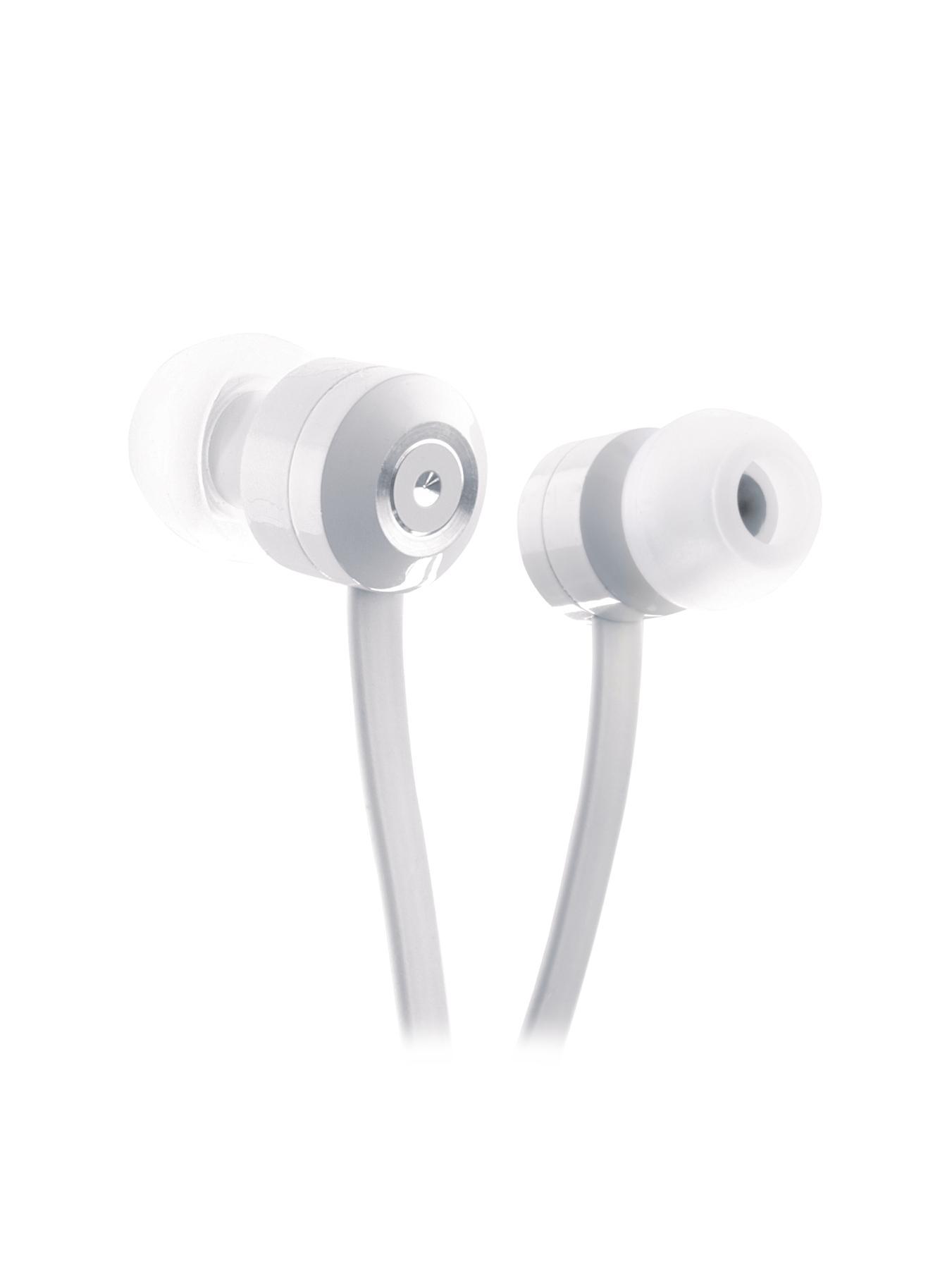 Kitsound Ribbons Earphones - White