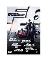 Fast & Furious: The 6 Movie Collection DVD