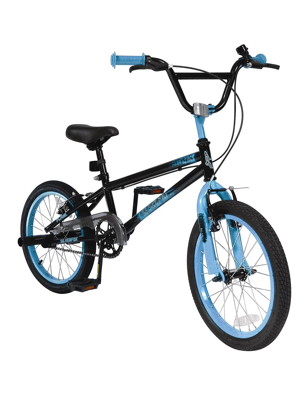 how to know if my the size of my bmx