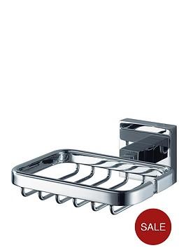 aqualux-haceka-mezzo-bathroom-wire-soap-holder