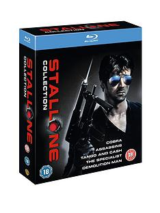 the-sylvester-stallone-collection-blu-ray