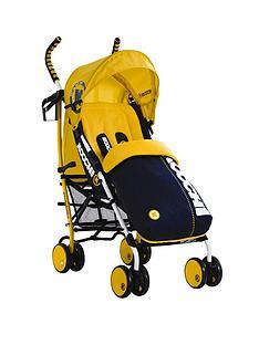 koochi-speedstar-pushchair-primary-yellow
