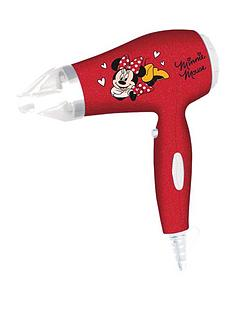 disney-minnie-dryer-sleepover-set