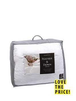 cascade-home-105-tog-all-natural-duck-feather-and-down-duvet