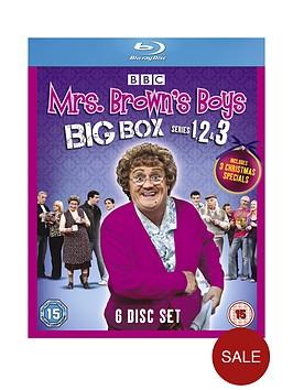 mrs-browns-boys-series-1-3-blu-ray