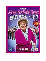 Mrs Browns Boys: Series 1-3 DVD