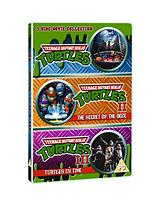 Teenage Mutant Ninja Turtles: The Movie Collection DVD
