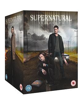 supernatural-complete-series-1-8-dvd