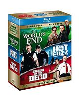 The World's End/Hot Fuzz/Shaun Of The Dead Blu-ray