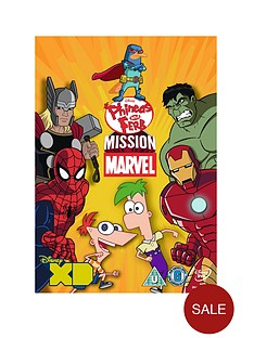 phineas-ferb-mission-marvel-dvd
