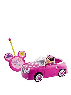 minnie-mouse-remote-control-car