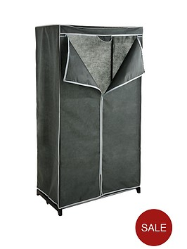 ideal-tidy-clothes-rack-with-cover