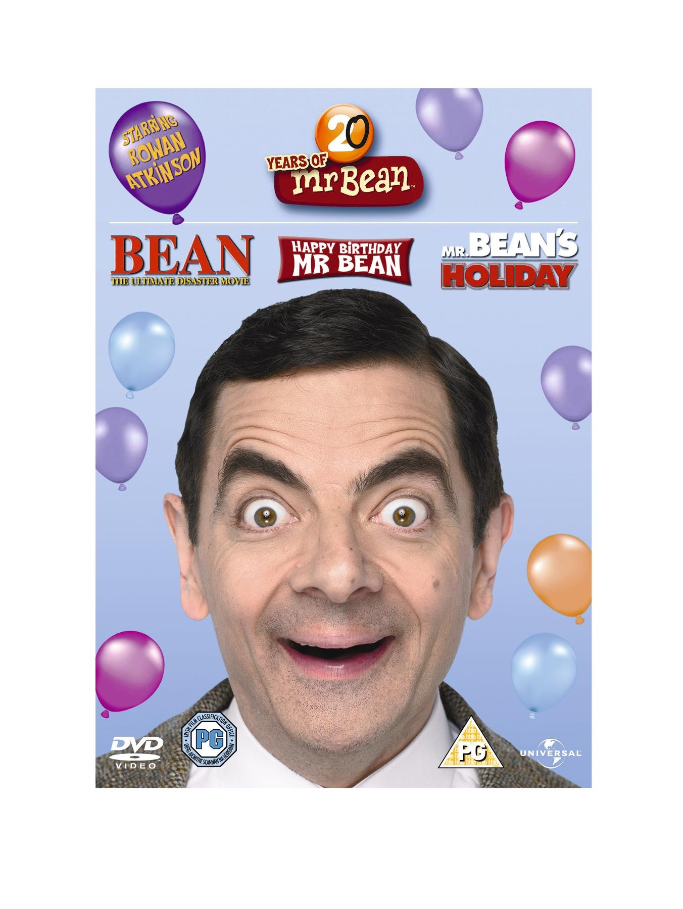 20 Years Of Mr. Bean DVD