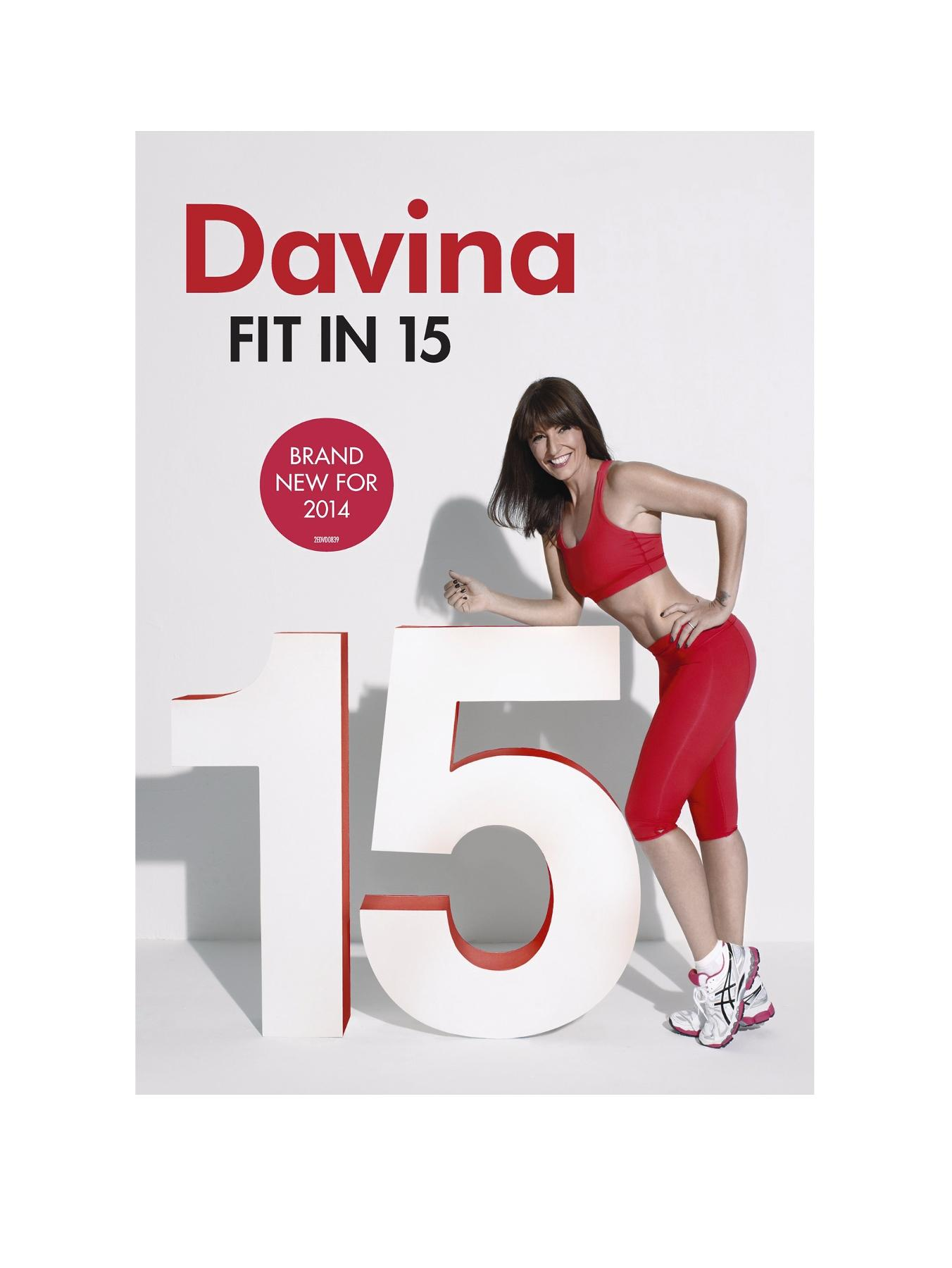 Davina - Fit In 15 DVD
