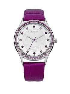 oasis-purple-stone-set-dial-and-purple-croc-strap-ladies-watch