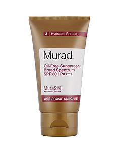 murad-free-gift-oil-free-sunscreen-broad-spectrum-spf-30-50ml-and-free-murad-gift-worth-pound55
