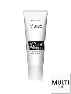 murad-white-brilliance-illuminating-night-moisture-100ml-and-free-murad-flawless-finish-gift-set