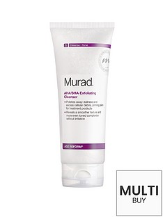 murad-age-reform-ahabha-exfoliating-cleanser-200ml-free-murad-essentials-gift