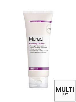 murad-age-reform-refreshing-cleanser-200ml-free-murad-essentials-gift