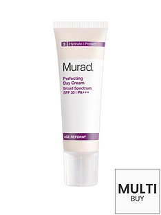 murad-perfecting-day-cream-broad-spectrum--spf-30-50ml-and-free-murad-flawless-finish-gift-set